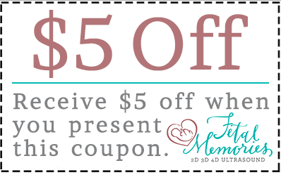 Fetal Memories Coupon